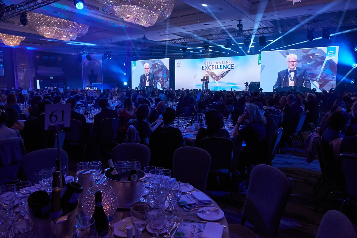 The Hilton Park Lane hosting the Law Society Awards