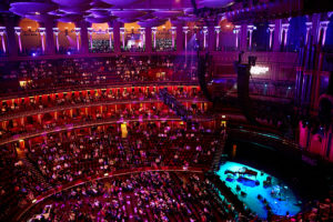 An event at the Royal Albert Hall in London
