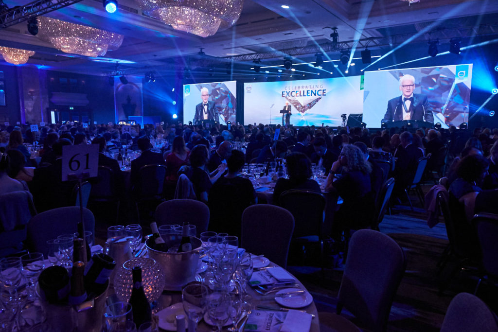 The Law Society Awards at the London Hilton on Park Lane