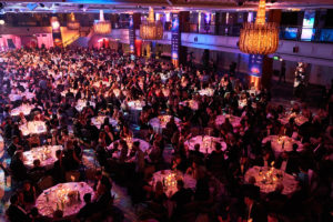 A London event at the Grosvenor House Hotel