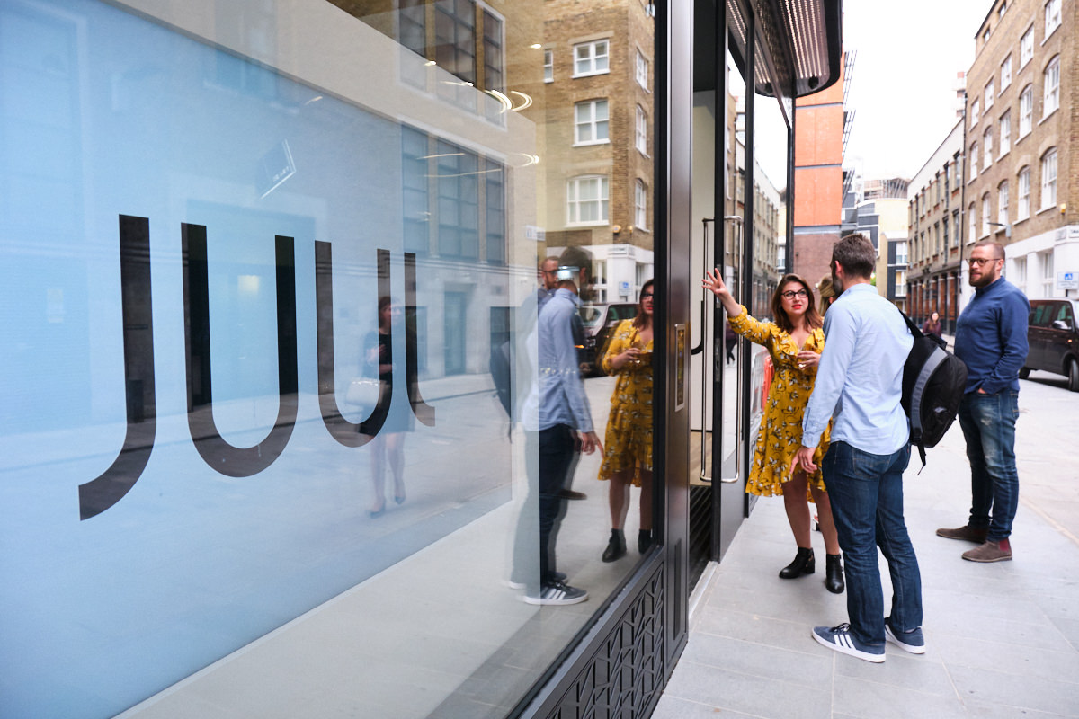 London Event Photography | Juul Launch Party